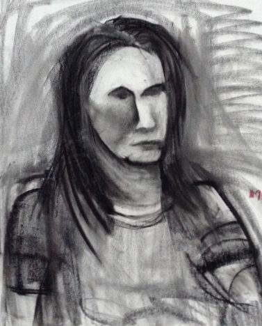 Barbara a la Gauguin
