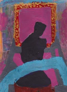 """Self Portrait: Tomboy"""